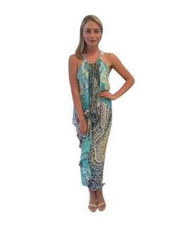 Camilla Topkapi Draw string dress