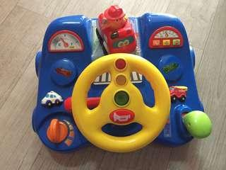 toys r us steering toy