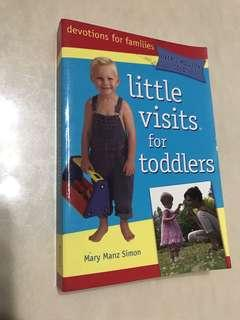 Little visitors for toddlers
