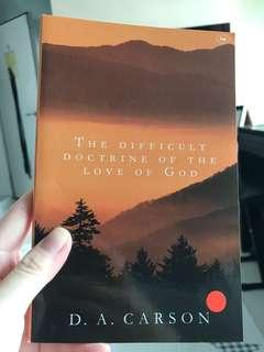 The difficult doctrine of the lobe of God