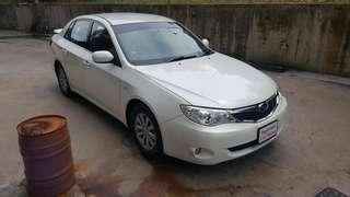 Subaru Impreza 1.5 4-Dr Auto