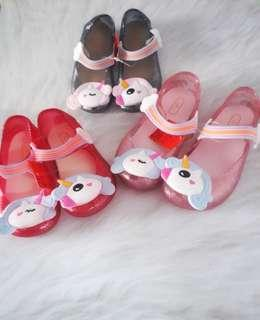 Sepatu jelly little ponny