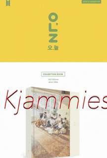 BTS Exhibit Book - preorder