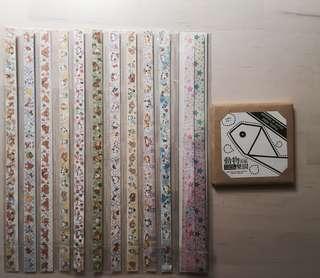 Paper folding pack
