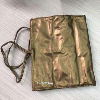 Mac brush bag/holder