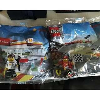 Shell Lego 2 sets