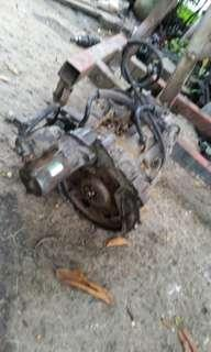Gearbox auto kancil .1set .padel.gearlevel cover gear