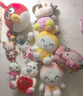 Plushies pack
