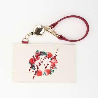 [PO] Cocoonist Strawberry Pass case with cord reel