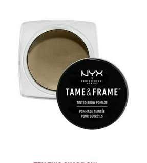 NYX Tame & Frame Brow Pomade Espresso