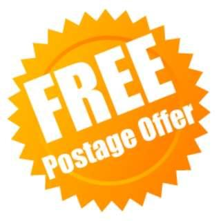 FREE POSTAGE OFFER!!!