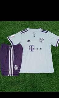 Bayern Munich Kids Jersey Set