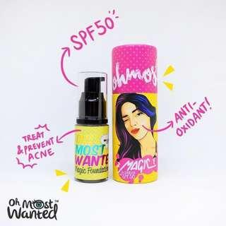 Oh Most Wanted Magic Foundation 01/1.5/0.2