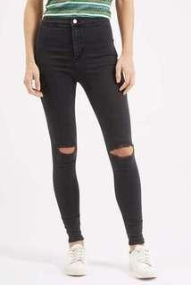 Joni jeans washed black