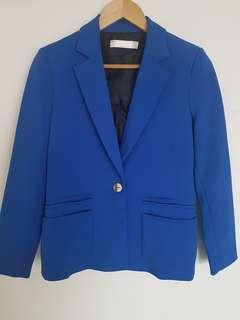 BYSI Sky Blue Blazer