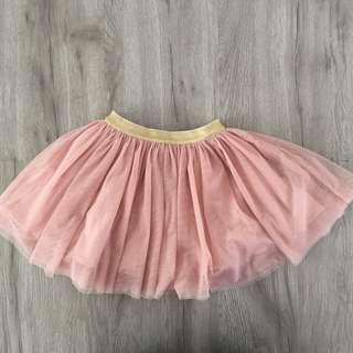 NEXT Dusty Pink Tutu Skirt