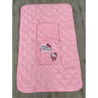 Hello Kitty Pink 2-in-1 Pillow & Blanket
