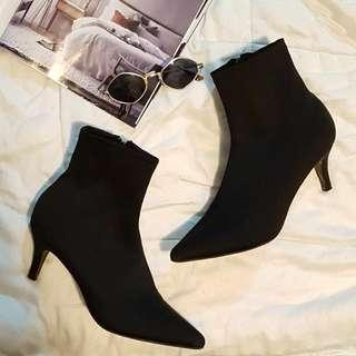 Brand New Kitten Heel Boots