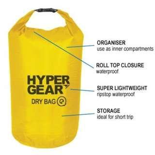 HYPERGEAR WATERPROOF DRY BAG 5L
