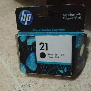 CARTRIDGE TINTA HP 21 DAN 22