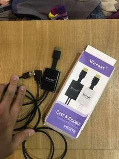 Wecast I8 mirrorlink (Apple & Android)