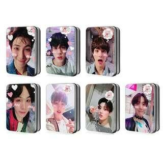 (PO) BTS Lomo sets