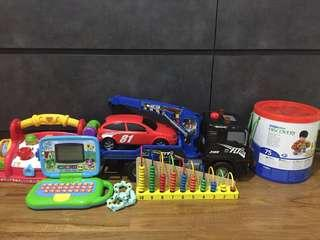 Very cheap bundle of toys