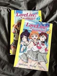 Love Life Sunshine manga