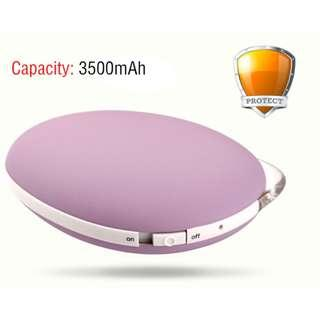 POWER BANK SUPPORT HAND WARMER BLOWING AIR CHARGING