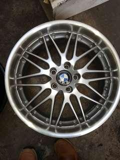 19 inches rims bmw.
