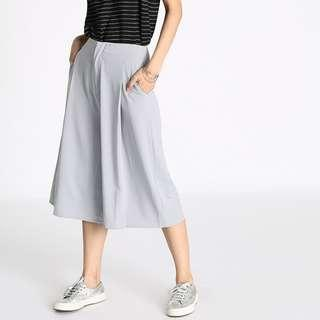Love Bonito Canika Culottes XS in Grey