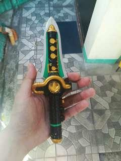 MMPR: Dragon Dagger