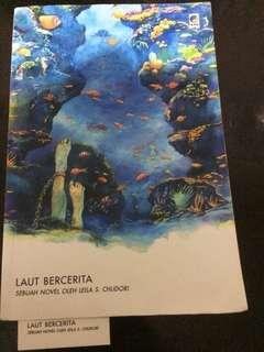Laut Bercerita - Leila S. Chudori