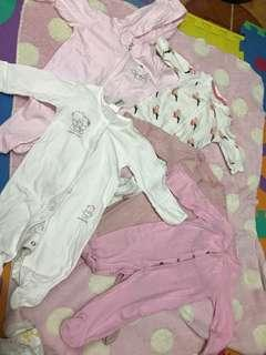 OVERALL BUNDLE( 0-3 months)