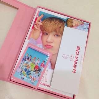 [WTS FAST]Wanna One To Be One Pink Version album Lee Daehwi
