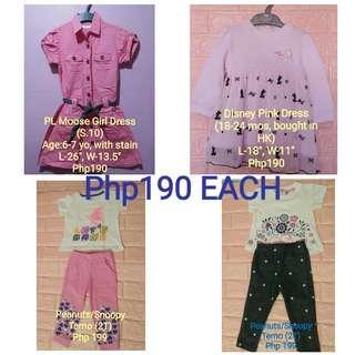PL Branded Girls' Clothes