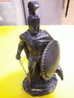 Leonidas Bronze Statue