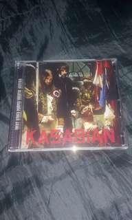 CD Kasabian - West Ryder Pauper Lunatic Asylum