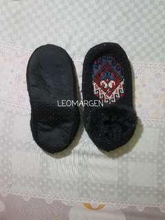🏷Black Fluffy Foot Rag