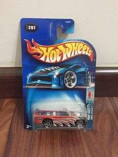 Hot Wheels - Sonic Special