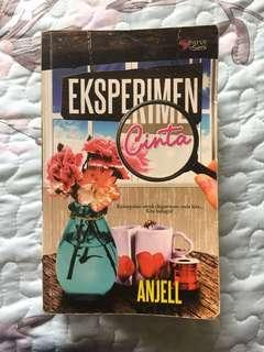 Novel Murah ( Eksperimen Cinta )