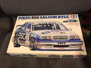 Volvo 850 BTCC Modelkit Tamiya