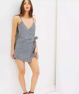 Lioness rouje playsuit