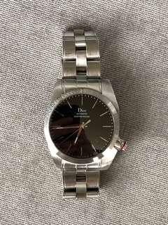 Dior Homme Chiffre Rouge A03 Automatic 1/4 Diamond Bezel Watch