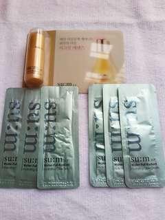 SU:M37 Hydating Skincare Set