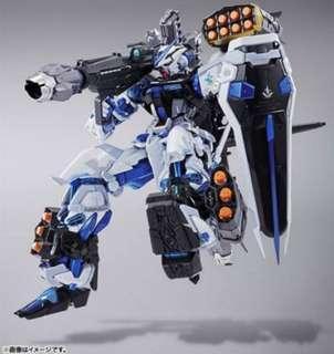 全新 日版 《不議價》Metal Build Gundam blue astray 藍迷網 高達 合金 seed