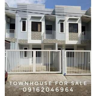 Townhouse in Antipolo walking distance to Robinsons Mall & Market