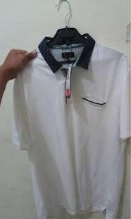 polo shirt by zara man