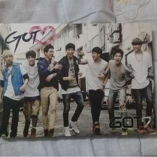 GOT 7 ALBUM #GOT7 #KPOP