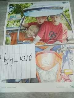 WTS Seventeen Teen age 95line poster